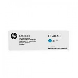 HP - HP CE411AC (305A) MAVİ ORJİNAL TONER-M351/M375/M451/M475