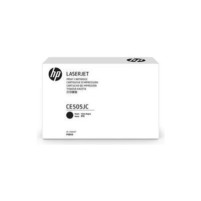 HP - HP CE505JC (05J) Siyah Orjinal Toner Extra Yüksek Kapasite 8,000 Sayfa Laserjet P2035, P2055