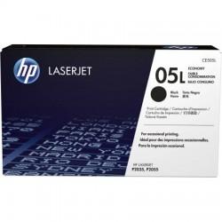 HP - HP CE505L (05L) SİYAH ORJİNAL EKONOMİK TONER HP P2035 / P2055