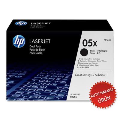 HP - HP CE505X (05X) SİYAH ORJİNAL TONER (C)