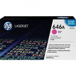 HP - HP CF033A (646A) KIRMIZI ORJİNAL TONER - HP CM4540 TONER