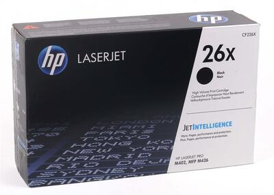 HP - HP CF226X Siyah Orjinal Toner Yüksek Kapasite - Pro M402 / M426