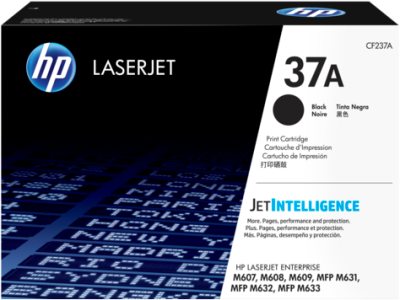 HP - HP CF237A Orjinal Toner Laserjet M607, M608, M609, M631, M632
