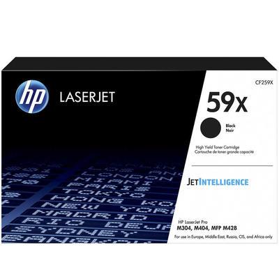 HP - HP CF259X (59X) Orjinal Toner Yüksek Kapasite Laserjet M304, M404, M428