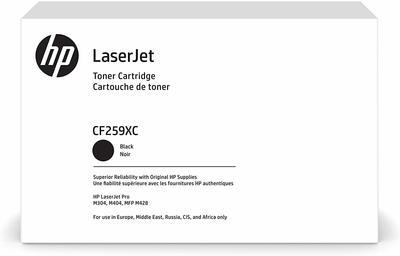 HP - HP CF259XC (59XC) Orjinal Toner Yüksek Kapasite Laserjet M304, M404, M428