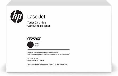 HP CF259XC (59XC) Orjinal Toner Yüksek Kapasite Laserjet M304, M404, M428