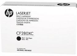 HP - HP CF280XC (80X) SİYAH ORJİNAL TONER
