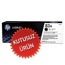 HP - HP CF283A (83A) Siyah Orjinal Toner (U)