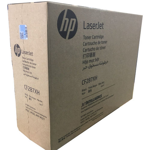 HP CF287XH (87X) Siyah Orjinal Toner Yüksek Kapasite M501 / M506 / M527