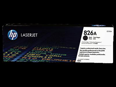 HP - HP CF310A (826A) Siyah Orjinal Toner LaserJet M855