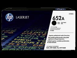 HP - HP CF320A (652A) SİYAH ORJİNAL TONER LaserJet M680