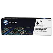 HP - HP CF380A (312A) SİYAH ORJİNAL TONER - LaserJet Pro M476