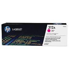 HP - HP CF383A (312A) KIRMIZI ORJİNAL TONER - LaserJet Pro M476