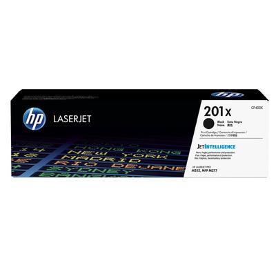 HP - HP CF400X (201X) Siyah Orjinal Toner Yüksek Kapasite Pro M252 / M277
