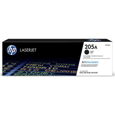 HP - HP CF530A (205A) SİYAH ORJİNAL TONER M180n , M181fw