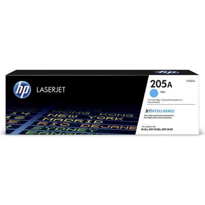 HP - HP CF531A (205A) MAVİ ORJİNAL TONER M180n , M181fw