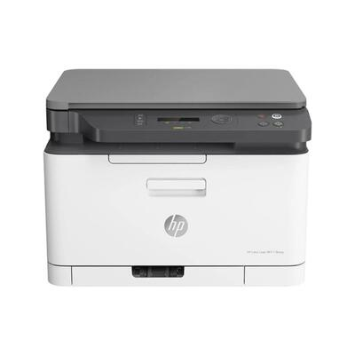 HP - HP Color Laser MFP 178NW Tarayıcı + Fotokopi + Wi-Fi Renkli Lazer Yazıcı 4ZB96A