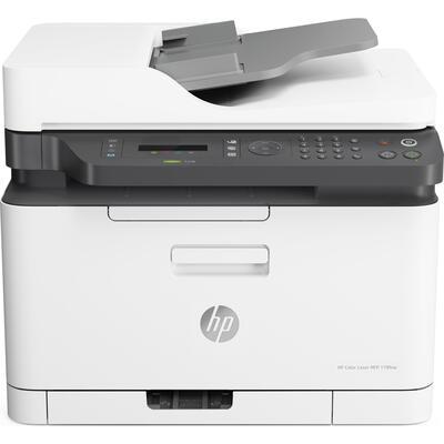 HP - HP Color Laser MFP 179fnw Fotokopi, Tarayıcı, Faks, Wifi Laser Renkli Yazıcı (4ZB97A)
