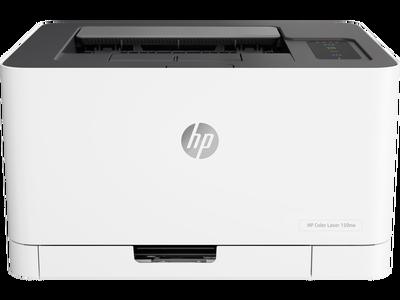HP - HP Color Laserjet 150NW + Network + Wi-Fi Renkli Lazer Yazıcı (4ZB95A)