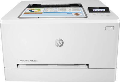 HP - HP Color Laserjet Pro M255NW Renkli Lazer Yazıcı Wi-Fi / Network