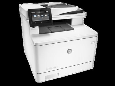 HP - HP Color LaserJet Pro MFP M477fnw (CF377A) Yazıcı