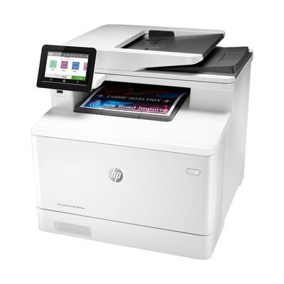 HP - HP Colour LaserJet Pro MFP M479fnw Çok Fonksiyonlu Lazer Yazıcı Tarayıcı + Faks + Fotokopi