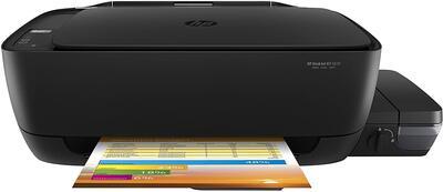 HP - HP DeskJet GT5810 Baskı + Fotokopi + Tarama Çok Fonksiyonlu Tanklı Yazıcı
