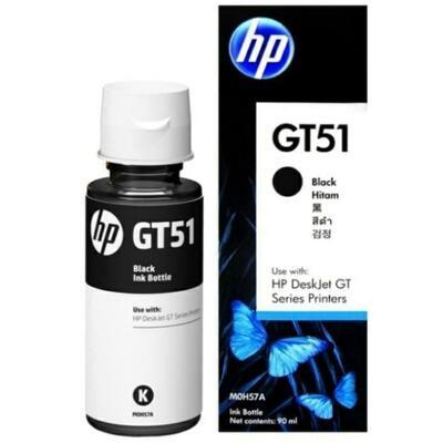 HP - HP GT-51 90 ml. Siyah Orjinal Mürekkep Kartuşu (M0H57AE)
