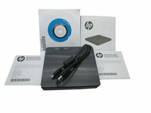 Hp Harici USB DVD-RW Sürücüsü (F2B56AA)