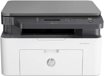 HP - HP Laserjet 135a Çok Fonksiyonlu Lazer Yazıcı (4ZB82A)