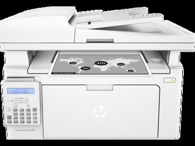 HP - HP LaserJet Pro M130fn Faks + Ethernet + Tarayıcı + Çok Fonksiyonlu Lazer Yazıcı (G3Q59A)