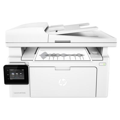 HP - HP LaserJet Pro M130fw Faks + Fotokopi + Tarayıcı + Wi-Fi + Çok Fonksiyonlu Lazer Yazıcı (G3Q60A)