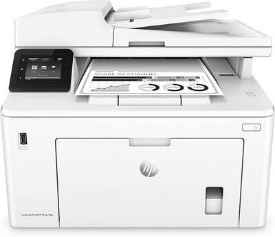 HP - HP LaserJet Pro MFP M227FDW Faks + Fotokopi + Tarayıcı + Wifi + Çok Fonksiyonlu Mono Lazer Yazıcı (G3Q75A)