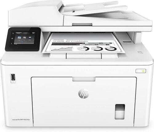 HP LaserJet Pro MFP M227FDW Faks + Fotokopi + Tarayıcı + Wifi + Çok Fonksiyonlu Mono Lazer Yazıcı (G3Q75A)