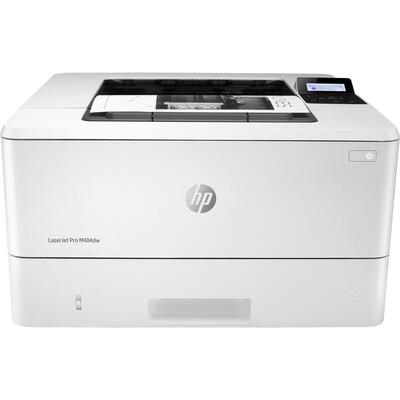 HP - Hp LaserJet Pro M404dw Dubleks + Wi-Fi Mono Laser Yazıcı (W1A56A)