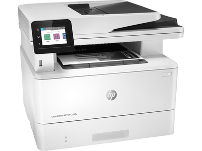 HP - HP LaserJet Pro M428FDW (W1A30A) Fotokopi, Tarayıcı, Faks, Wi-Fi Lazer Yazıcı