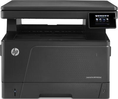 HP - HP LaserJet Pro M435NW Fotokopi + Tarayıcı + Ethernet + Wifi + Çok Fonksiyonlu A3 Lazer Yazıcı (A3E42A)