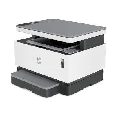 HP Neverstop Laser MFP 1200w + Fotokopi + Tarayıcı + Wifi + Çok Fonksiyonlu Doldurulabilir Lazer Yazıcı (4RY26A) - Thumbnail