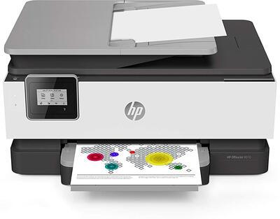 HP - HP OfficeJet Pro 8013 Tarayıcı + Fotokopi + Wi-Fi + All-in-One Yazıcı (1KR70B)