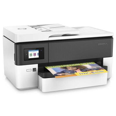 HP - HP Officejet Pro 7720 Fotokopi + Faks + Tarayıcı + Wi-Fi + A3 Yazıcı (Y0S18A)