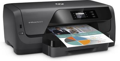 HP - HP OfficeJet Pro 8210 Yazıcı (D9L63A) Wifi + Airprint + Çift Taraflı Baskı