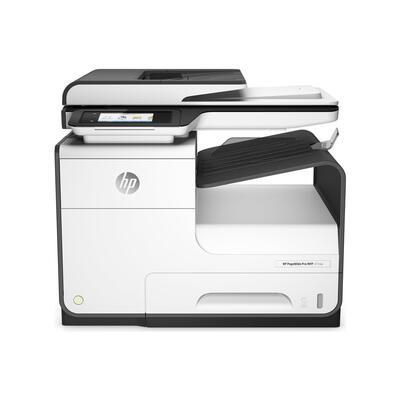 HP - HP PageWide Pro 477DW Faks + Fotokopi + Ethernet + Wi-Fi + Airprint + Çok Fonksiyonlu Dubleks Yazıcı (D3Q20B)
