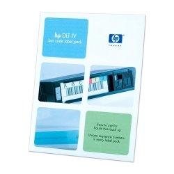 HP - HP Q2004A DLT IV BARKOD ETİKETİ