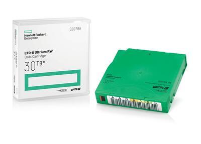HP - HP Q2078A LTO-8 Ultrium 30TB RW Data Kartuş