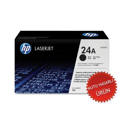 HP - HP Q2624A (24A) SİYAH ORJİNAL TONER (C)