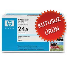 HP - HP Q2624A (24A) SİYAH ORJİNAL TONER (U)