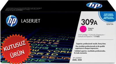 HP - Hp Q2673A (309A) Kırmızı Lazer Toner - 3500 / 3550 (U)