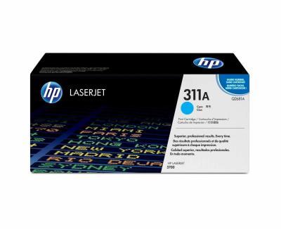 HP - HP Q2681A MAVİ ORJİNAL TONER - LaserJet 3700