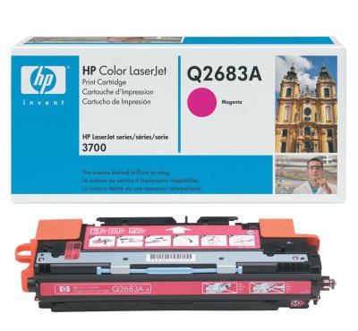 HP - HP Q2683A (311A) KIRMIZI ORJİNAL TONER (B)