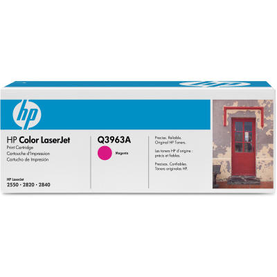 HP - HP Q3963A KIRMIZI ORJİNAL TONER (B)